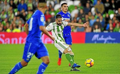 Video: Real Betis vs Getafe