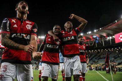 Libertad y Flamengo inician en Asunción y Río las semifinales de la Copa Sudamericana