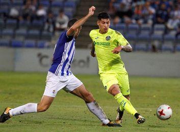 Mathias Olivera y Nicolás Gorosito entran en la lista frente al Betis