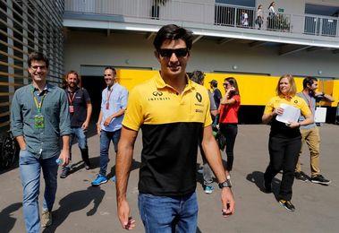 """Sainz: """"Interlagos no tiene un diseño de pista que disfrute especialmente"""""""