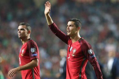 Seleccionador de Portugal da descanso a Ronaldo para los 2 próximos amistosos