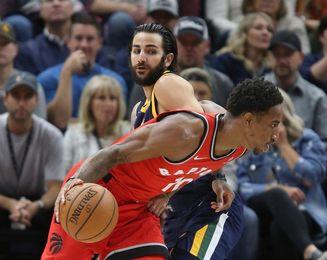 100-109. DeRozan logra su mejor marca de la temporada en el triunfo de los Raptors