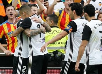 El Valencia no ganaba siete partidos seguidos en Liga desde hace setenta años