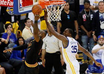 108-127. Durant y Curry se combinan en el triunfo de los Warriors