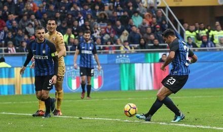 Un gol de Eder salva un punto para el Inter contra el Torino de Iago Falque