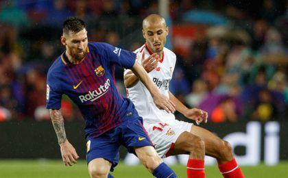Pizarro, sombra de Messi en su estreno goleador