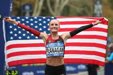 Shalane Flanagan, la primera estadounidense en 40 años que gana en Nueva York