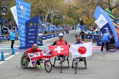 La superación y la resiliencia impulsan los ánimos del maratón de Nueva York