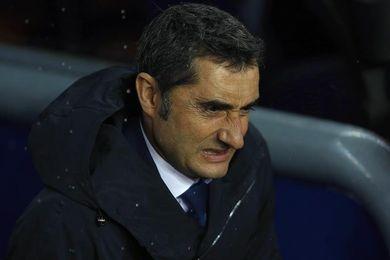 Valverde, el fútbol y los resultados