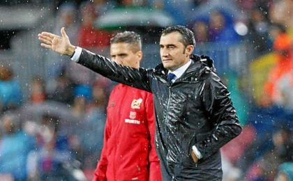 """Valverde: """"El Sevilla es un equipo potente"""""""