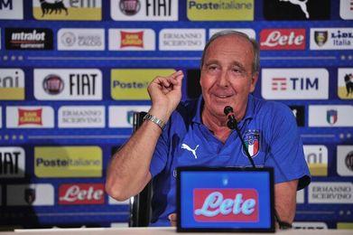 """Ventura: """"Italia estará en el próximo Mundial"""""""