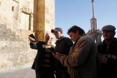 Zidane aprovecha el parón liguero para visitar Córdoba y su Mezquita-Catedral