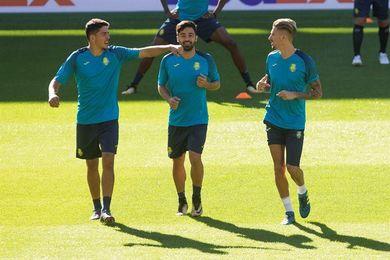 """Jaume Costa: """"Bruno es el emblema del club y es una motivación tenerlo"""""""