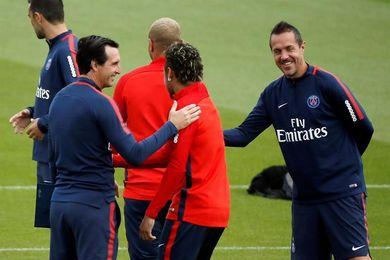 """La relación entre Neymar y Emery es cada vez más tensa, según """"L´Équipe"""""""