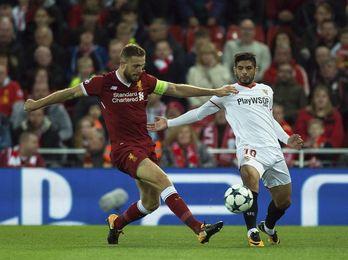 Sevilla-Liverpool, Atlético Roma y Athletic-Hertha, declarados de alto riesgo