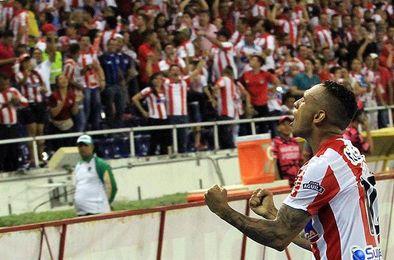 2-0. Teo y Barrera garantizan a Junior el título de la Copa Colombia y un cupo en Libertadores