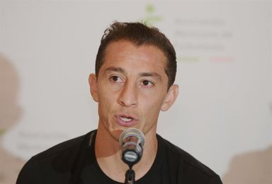 """Guardado sueña con ganar el Mundial: """"El techo no existe"""""""