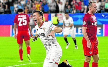 El Sevilla quiere atar al central francés.