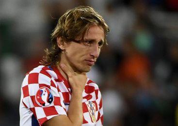 Modric espera un partido duro contra Grecia y el triunfo de Croacia