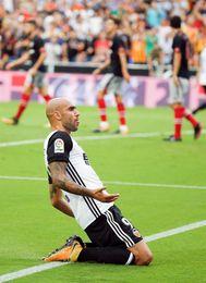 Simone Zaza puede perderse el Suecia-Italia por un dolor en una rodilla