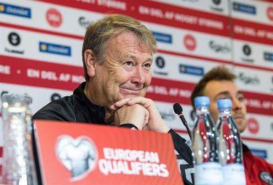 "Hareide: ""Un 0-0 estaría bien, pero no especulamos, queremos ganar"""