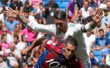 El delantero podría recuperarse en Sevilla.