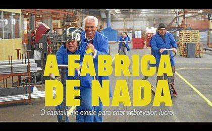 La película portuguesa ´A fábrica de nada´ se alza con el Giraldillo de Oro del SEFF 2017.