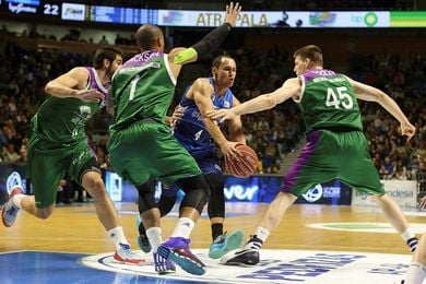 Gipuzkoa Basket busca su segundo triunfo local ante un Unicaja favorito