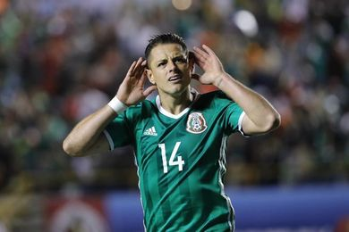 "Javier Hernández, Héctor Herrera y Édson Álvarez causan baja del ""tri"""