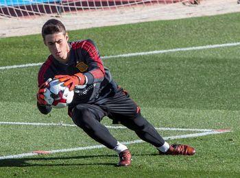 Kepa debuta como titular con la selección española ante Costa Rica