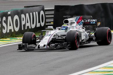 """Massa afirma que Sainz le molestó """"a propósito"""" en la sesión de clasificación"""