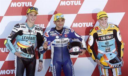 Novena mejor clasificación para Jorge Martín, con récord incluido