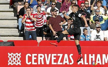 El Sevilla Atlético se puso por delante en dos ocasiones.