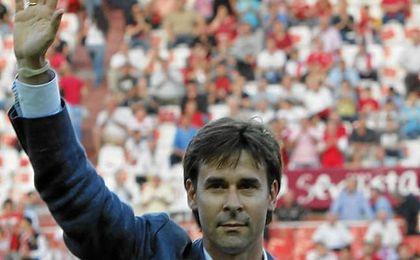Tsartas ha desvelado varios episodios curiosos de su etapa en el Sevilla.