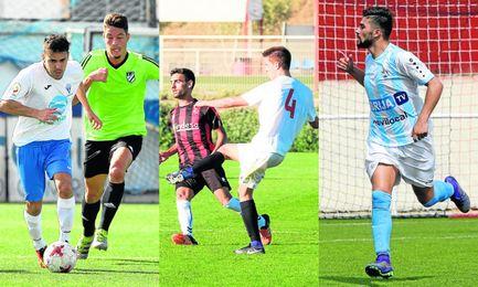 Resumen de la jornada 14º de los equipos sevillanos en Tercera