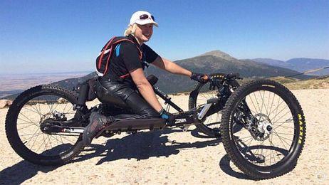 Gema Hassen-Bey abandona el ascenso al Teide a 3.000 metros