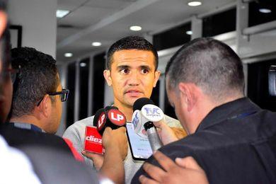 Tim Cahill asegura estar en condiciones para jugar ante Honduras