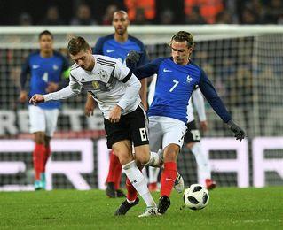 2-2. Alemania salva el empate en el descuento ante una gran Francia