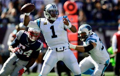 45-21. Newton y la ofensiva de Panthers destrozan a los erráticos Dolphins