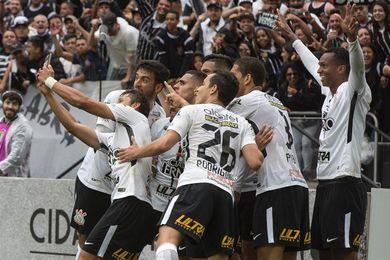 El Corinthians, ante la primera de sus cuatro oportunidades para ser campeón