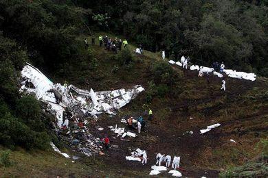 La Fiscalía brasileña sospecha que el avión de Chapecoense pertenece a otros dueños