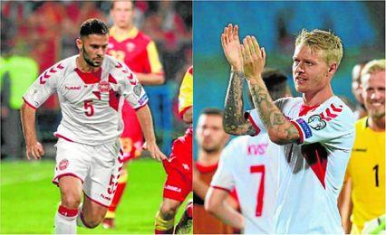 La Dinamarca de Durmisi y Kjaer se convierte en el 30º equipo clasificado