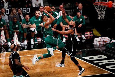 102-109. Irving tiene un regreso triunfal y amplía la racha de los Celtics