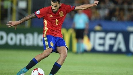 5-1: España golea a Eslovaquia en el festival de Ceballos