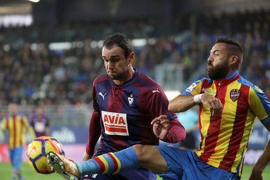 Morales se incorpora al grupo y estaría listo para jugar en Las Palmas