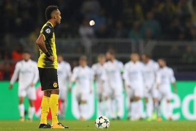 """El Borussia Dortmund aparta a Aubameyang por """"razones disciplinarias"""""""