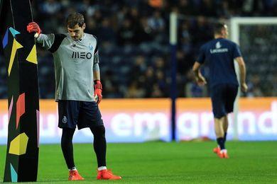 Conceição espera que Casillas vuelva a la selección cuando sea titular