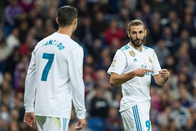 Cristiano y Benzema, ante su peor reflejo