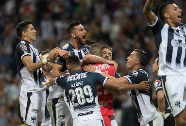 Monterrey avanza a la final de la Copa MX tras superar en penaltis al América