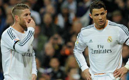 El mal rollo entre Cristiano Ronaldo y Ramos